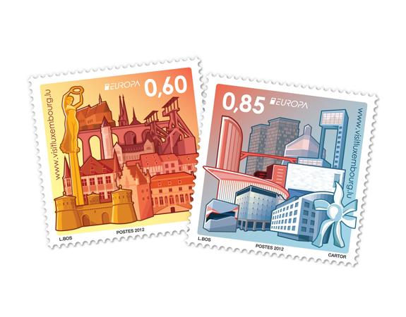 cda4abab448450de6deb2c4d70bbfcf611 50 Beautiful Postage Stamp Designs