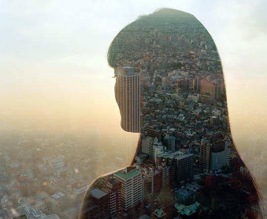 city silhouettes by jasper james 191 Eccentric City Silhouettes by Jasper James