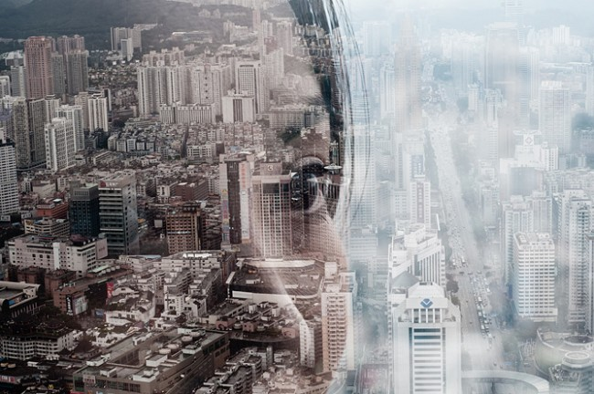 city silhouettes by jasper james 251 650x432 Eccentric City Silhouettes by Jasper James