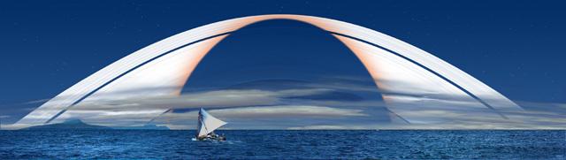 ku xlarge Hypothetical Pics: If Earth Had a Ring Like Saturn