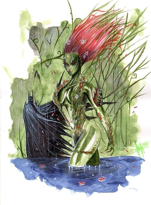poison Poison Ivy