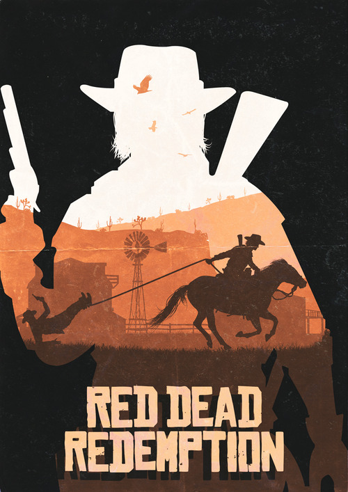 red Red Dead Redemption