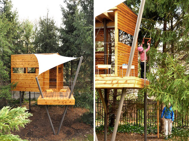 Treehouse Kits For Kids Part 17
