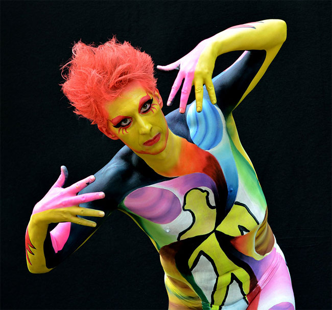 11107 The 16th World Bodypainting Festival