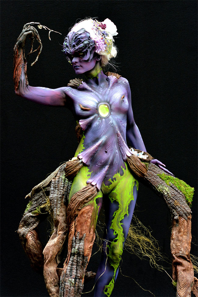 1429 The 16th World Bodypainting Festival
