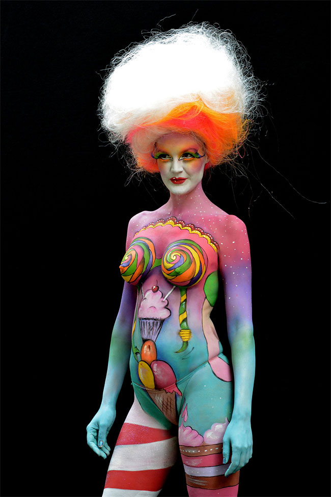 1623 The 16th World Bodypainting Festival