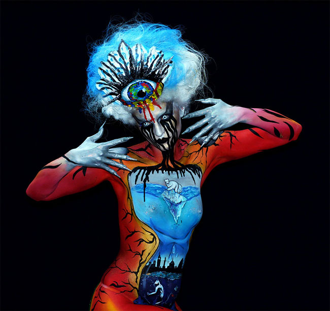 2143 The 16th World Bodypainting Festival