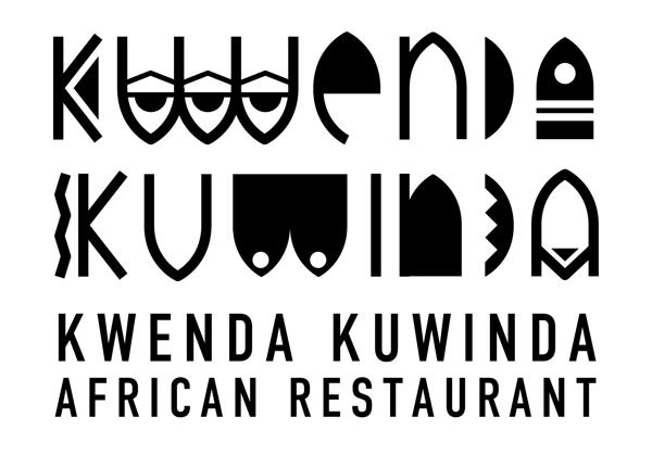 215 African Restaurant. Concept + Identity
