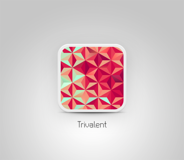 24 Eye Catching Trivalent Logo Design by Nina Geomerieva