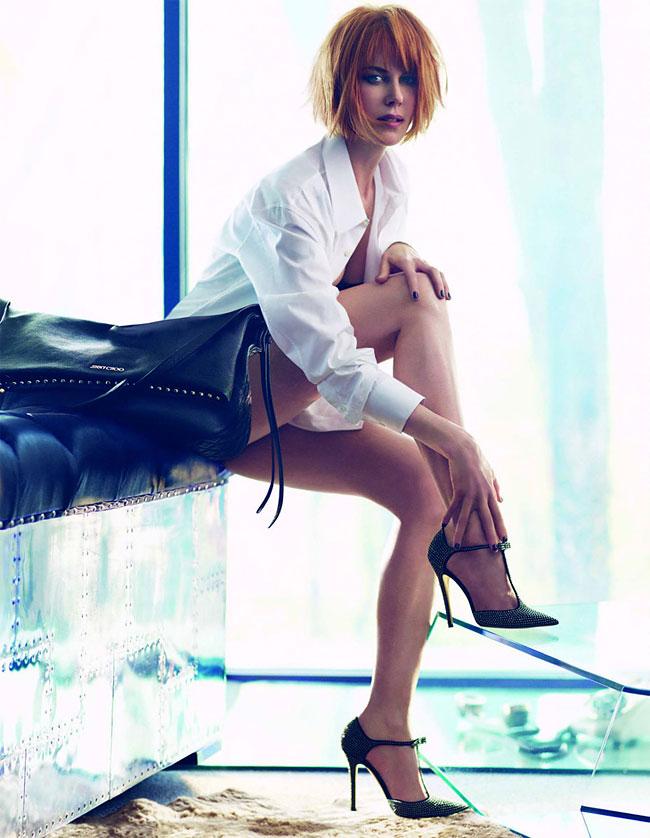 629 Nicole Kidman for Jimmy Choo Autumn Winter 2013