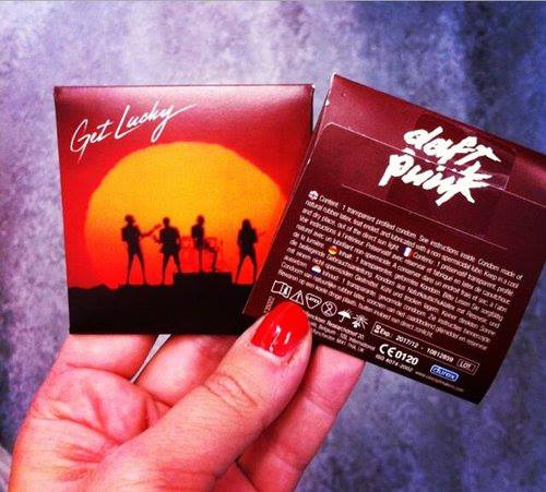 933896 10153016323380486 1919878346 n Daft Punk Get Lucky Condoms