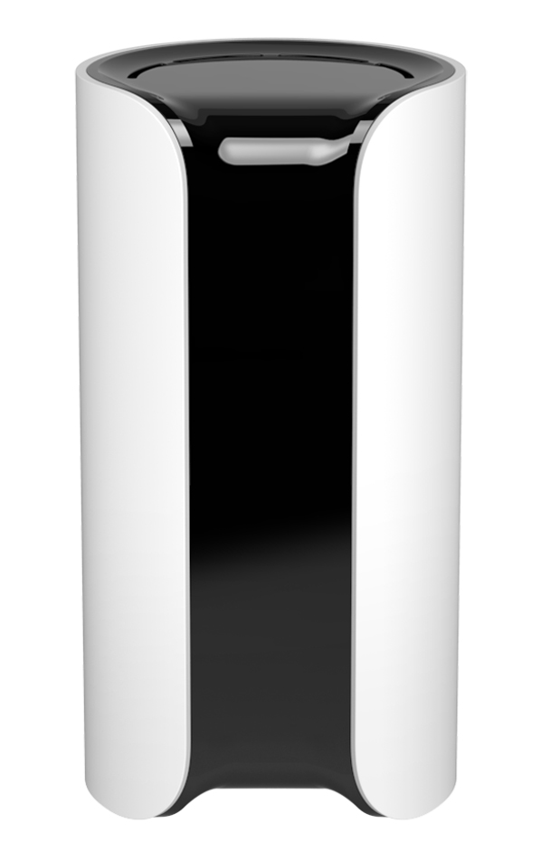 Canary Device Front Top Smart Home Security Device by Canary