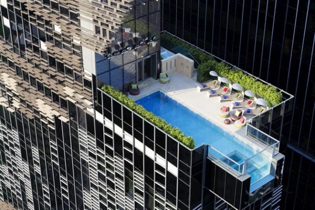 Hotel Indigo Aedas 03 650x433 Hotel Indigo Hong Kong Island