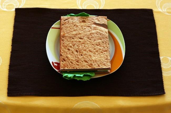 "SandwichBook2  650x433 ""Sandwich Book"" by Pawel Piotrowski"