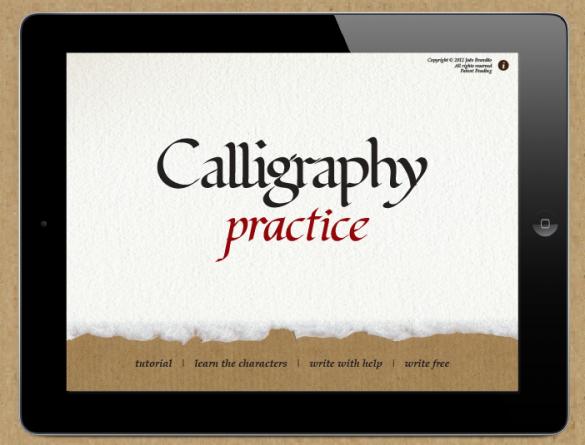 Schermata 07 2456486 alle 13.48.57 585x445 The modern calligraphic practice