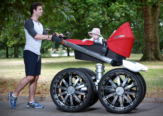 Stroller The Manliest Stroller Of All Time
