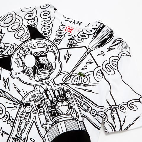 TH5132 AU8 sub5 mn The Lacoste of Osamu Tezuka