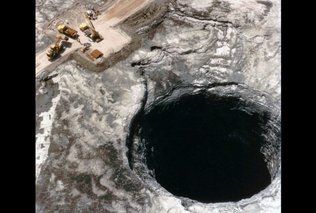 The Sinkholes What happens When the Earth Opens Up 13 @ GenCept 650x438 The Sinkholes: What happens When the Earth Opens Up