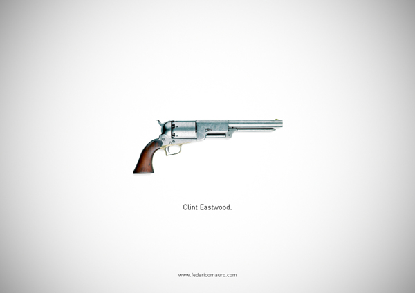 a18a11dcc7cdcd20ee62749a84ce5ded Federico Mauro. Famous Guns