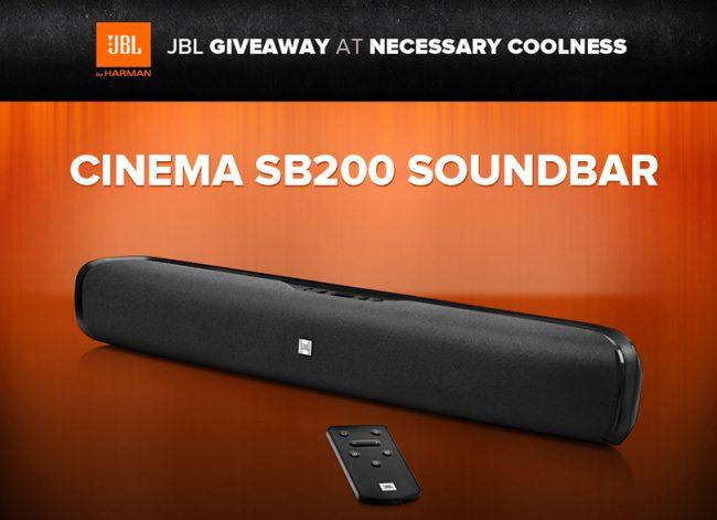 giveaway2 650x471 JBL Soundbar Giveaway