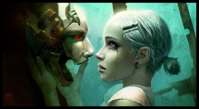 impossible lov3 ver 3 by bluefley dl9ejl 650x358 50 Truly Extraordinary Digital Art Paintings