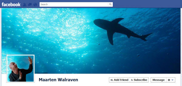 maarten walraven@GenCept 40+ Astonishingly Creative Examples of Facebook Timeline Cover