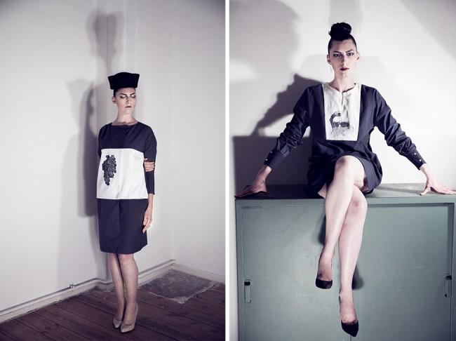 sebastian hilgetag for deumeure 021 650x486 Inspiring Fashion Photography by Sebastian Hilgetag