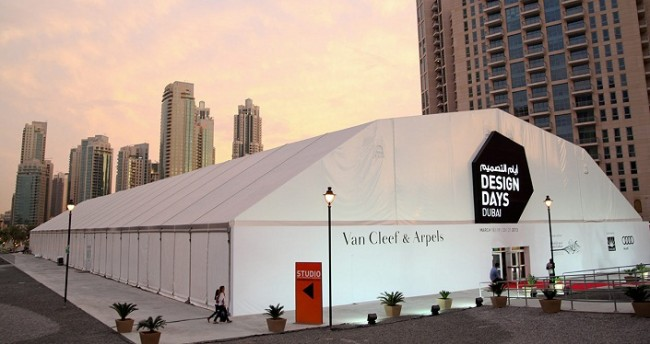 0 design days dubai international fair events 2014 650x344 Design Days Dubai International Fair 2014
