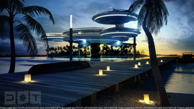 290 650x365 Water Discus Hotel will offer Actual Oceanview Rooms