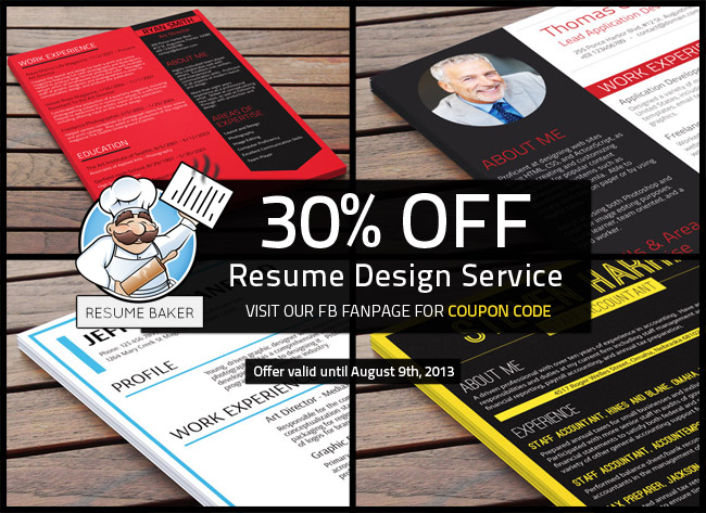 30 percent Off Banner dyt Amazing Offer: Revamp Your Resume Now   30% OFF