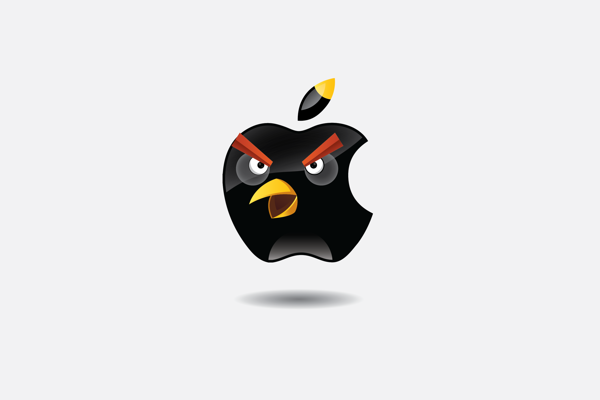 A Funny Angry Birds Angry Brands Project 5 Angry Brands | A Fun Project by Yakushev Grigory