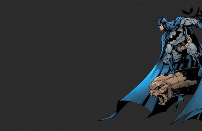 Comic book superhero 650x421 55+ Brilliant Minimal Desktop Wallpapers