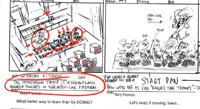 How to Draw Storyboards 650x355 Learn How to Draw Storyboards