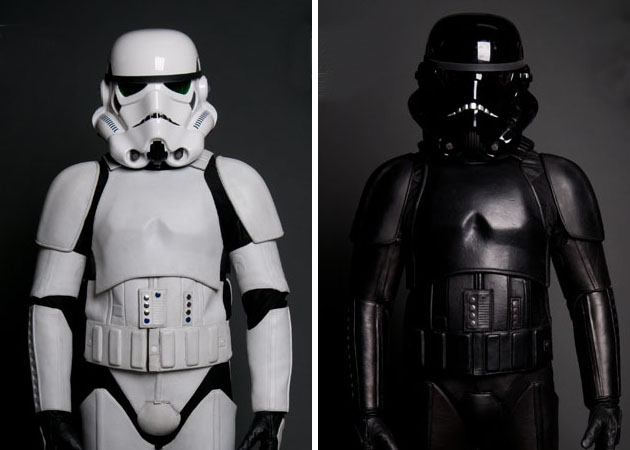 Star1 Protective Motorcycle Suits That Look Like Stormtroopers