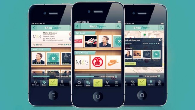 Trendy iPhone App Design 650x366 Showcase of Trendy iPhone App Design Inspiration