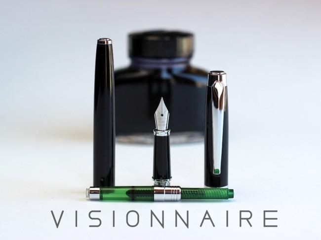 VisionnaireKickstarterCover2mb3 650x487 Visionnaire: Fine Writing Instrument