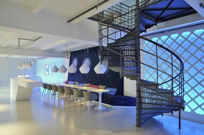 Wohn DesignTrend Covus Building Berlin 04 650x431 Covus Berlin Office by sbp | Seel Bobsin Partner