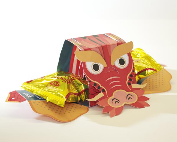 dragon 01 Packaging Designs Inspiration #3