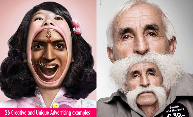 g527 26 Creative and Unique Advertising examples for your inspiration