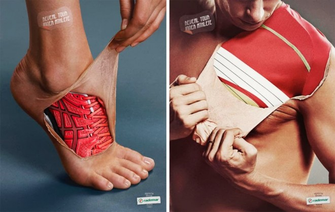 g528 26 Creative and Unique Advertising examples for your inspiration