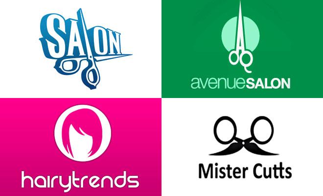 g533 40 Creative Salon Logo Design Ideas for your inspiration