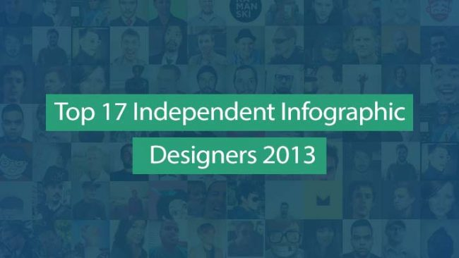 infographic designers thumbnail 650x366 Top 17 Independent Infographic Designers 2013