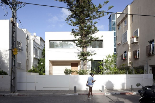 Tel Aviv Townhouse 4 by Pitsou Kedem Architect » Design You Trust