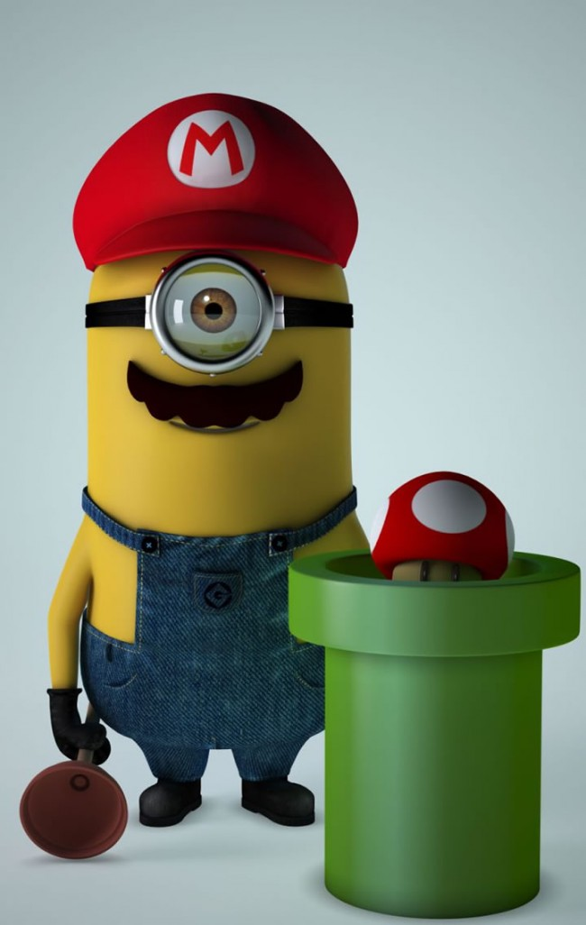 parodies 3d minions 36 650x1026 50+ best parody of Minions from Despicable Me
