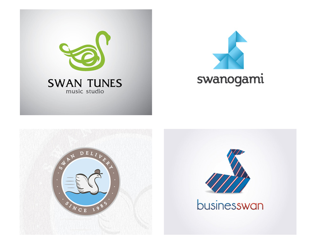 swan logo 20 Beautiful Swan Logo for Inspiration