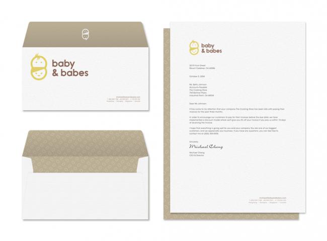 th 1e5e163374b66d7c704702d55b5ec3e8 bab letterhead set 650x479 Baby & Babes