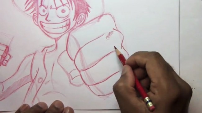 trecia 650x365 Learn to Draw a Character