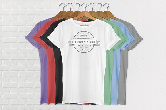 0033 Clothing Mockup Downloads
