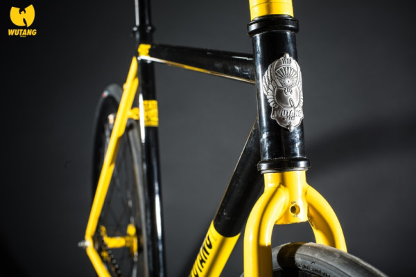 0047 new 600x400  Wu Tang Brand   20th Anniversary Ltd. Edition Bike