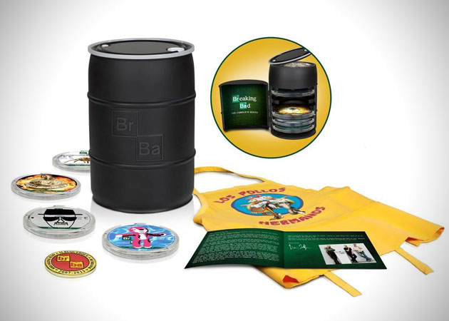 Bad The Complete Collectors Series for Breaking Bad